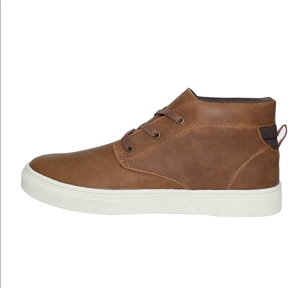 George Mens Chukka Sneaker Shoe